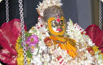 Chandrala Visit